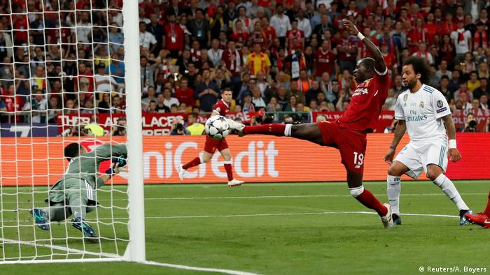 Champions League Final - Real Madrid v Liverpool Tor 1:1 (Reuters/A. Boyers)