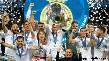 Champions League Final - Real Madrid v Liverpool - Real Madrid gewinnt Finale
