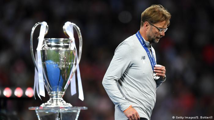 Champions League Final - Real Madrid v Liverpool - Niederlage für Liverpool (Getty Images/S. Botterill)
