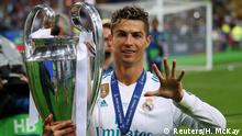 Champions League Final - Real Madrid v Liverpool - Ronaldo