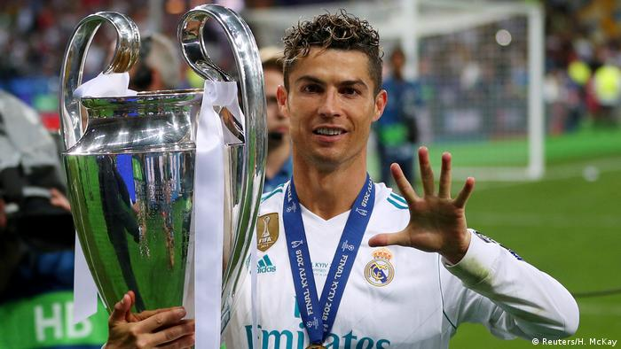 Champions League Final - Real Madrid v Liverpool - Ronaldo
