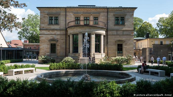 Deutschland | Richard-Wagner-Museum in Bayreuth (picture-alliance/dpa/N. Armer)
