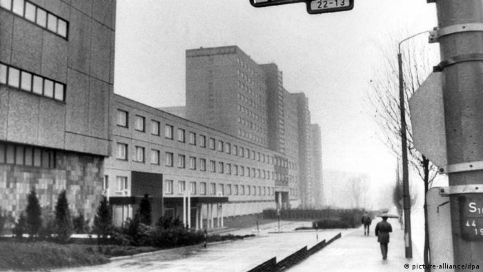 The Stasi headquarters in East Berlin (picture-alliance/dpa)