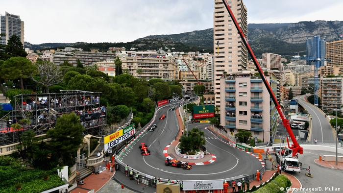 Formel 1 | Grand Prix Monaco (Getty Images/D. Mullan)