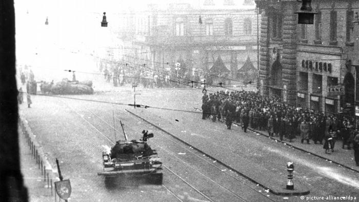 Ungarn Aufstand im Herbst 1956 (picture-alliance/dpa)