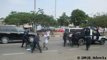 Angola   Demonstrationen in Luanda