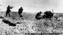 Zweiter Weltkrieg Ukraine - Erschießung von Juden durch deutsche Soldaten