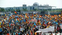 Deutschland - AFD-Demonstration in Berlin