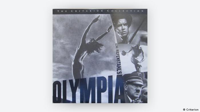 Cover - Olympia - The Leni Riefenstahl Archival Collection (1940) (Criterion)