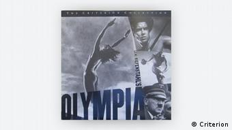 Laserdisc Cover - Olympia - The Leni Riefenstahl Archival Collection (1940) Laserdisc (Criterion)