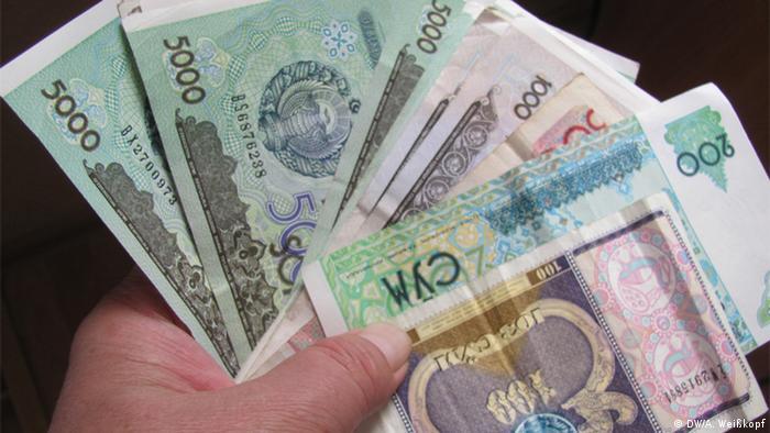 Узбекская валюта