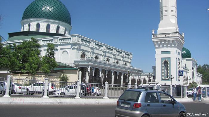 مسجد في مدينة طشقند