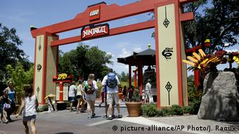 USA Themenparks | Legoland Florida (picture-alliance/AP Photo/J. Raoux)