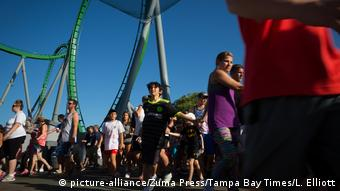 USA Themenparks | Universal Orlando Resort (picture-alliance/Zuma Press/Tampa Bay Times/L. Elliott)