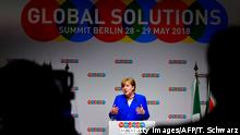 Deutschland Global Solutions Summit 2018 in Berlin | Angela Merkel, Bundeskanzlerin