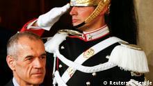 Italien Rom Carlo Cottarelli mit Regierungsbildung beauftragt
