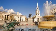 UK, England, London, Trafalgar Square | Verwendung weltweit