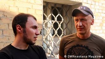 Володимир і Олег на війну пішли добровольцями і гарантій збереження роботи їм ніхто не давав