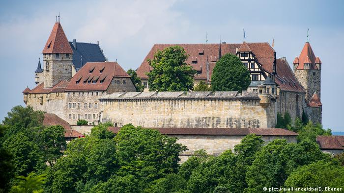 Deutschland Veste Coburg (picture-alliance/dpa/D. Ebener)