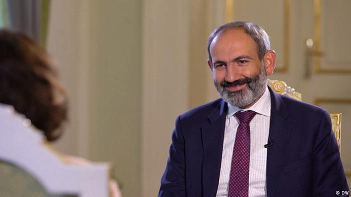 Paşinyan: Karabağ sadece barışçıl yollardan çözülebilir | DÜNYA ...