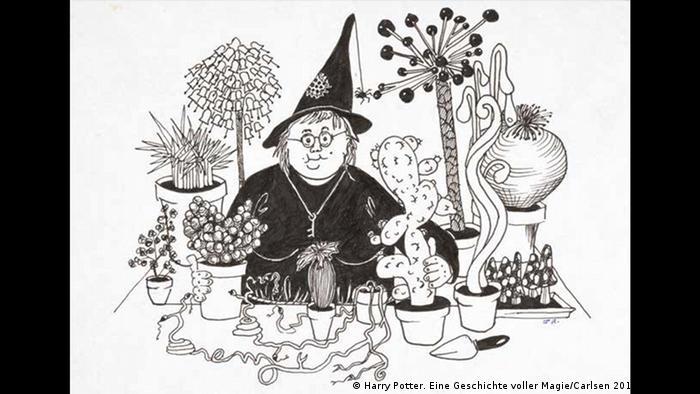 Harry Potter. Eine Geschichte voller Magie (Harry Potter. Eine Geschichte voller Magie/Carlsen 2018/J.K. Rowling)