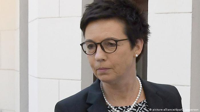 Deutschland BAMF-Chefin Jutta Cordt