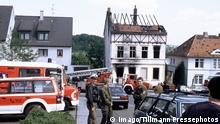 Deutschland Brandanschlag in Solingen