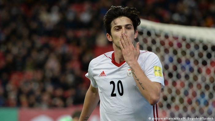 Fußball Russland - Iran (picture-alliance/dpa/M. Bogodvid/Sputnik)