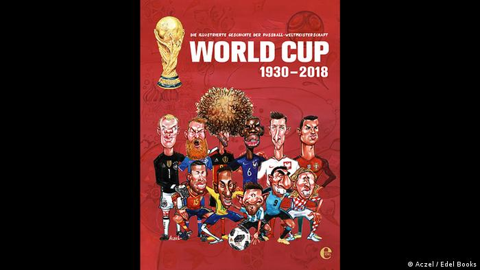 The cover of World Cup 1930-2018