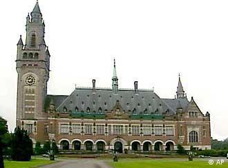 Palácio da Paz, sede da corte