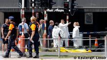 Belgien Schießerei in Lüttich