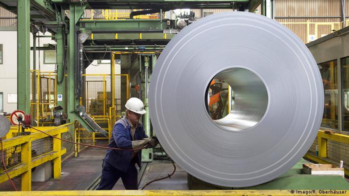США вводят пошлины на сталь и алюминий из ЕС с 1 июня