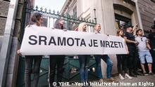 Festival Miredita, dobar dan in Belgrad, Serbien 2017