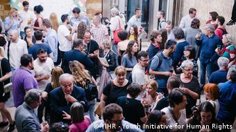 Festival Miredita, dobar dan in Belgrad, Serbien 2017 (YIHR - Youth Initiative for Human Rights)
