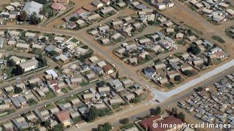Symbolbild Südafrikas Wirtschaft - niedriges Wachstum
