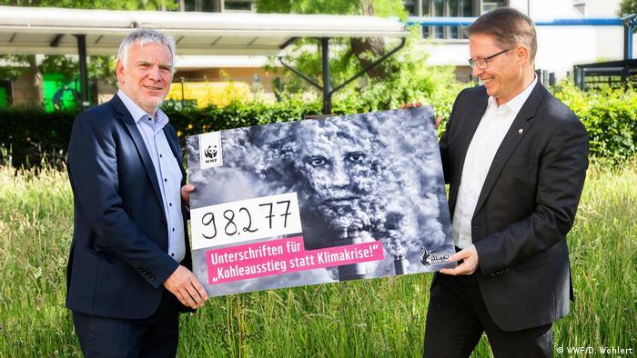 Kohle Petition WWF