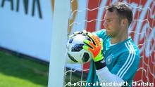 Trainingslager Nationalmannschaft - Manuel Neuer