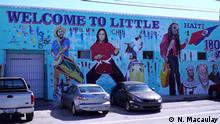 Street art, Little Haiti, Miami