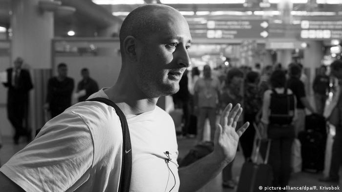 Ukraine, Kiew: Der russische Journalist Arkady Babchenko wurde erschossen
