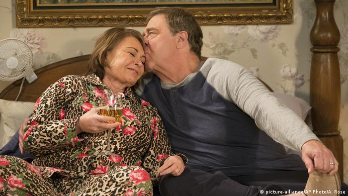 Roseanne TV Comedyserie USA (2018) (picture-alliance/AP Photo/A. Rose)