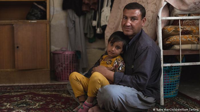 Internationalen Kindertag | Gesichter der Ausgrenzung- Irak (Save the Children/Sam Tarling)