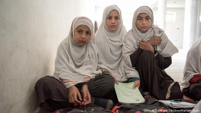Internationalen Kindertag | Gesichter der Ausgrenzung - Afghanistan (Save the Children/Mariam Atahi)