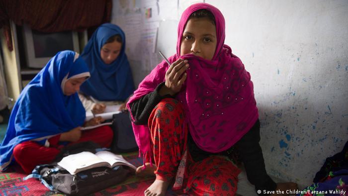 Internationalen Kindertag | Gesichter der Ausgrenzung - Afghanistan (Save the Children/Farzana Wahidy)