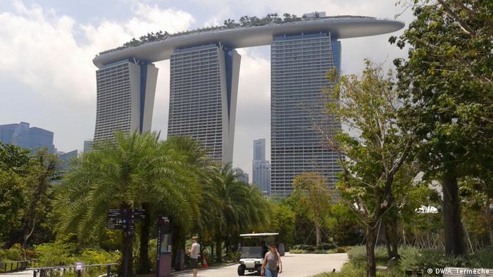 Singapore | Marina Bay Sands Hotel (DW/A. Termèche)