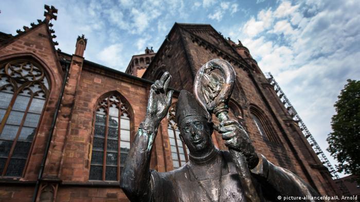Deutschland Ausstellung Aufgeschlossen - 1.000 Jahre Wormser Dom