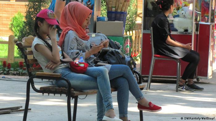 Ташкентская молодежь