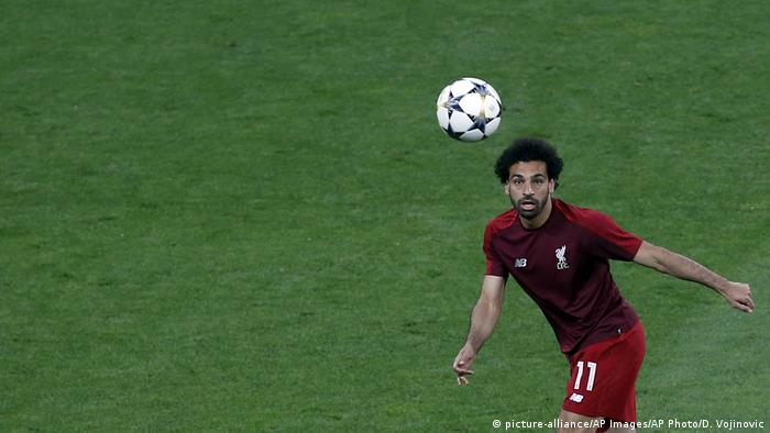 Mohamed Salah (picture-alliance/AP Images/AP Photo/D. Vojinovic)