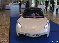 Electroauto Loremo: ofensiva del auto eléctrico.