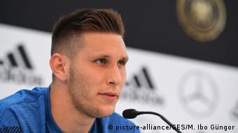 Italien DFB-Pressekonferenz in Eppan