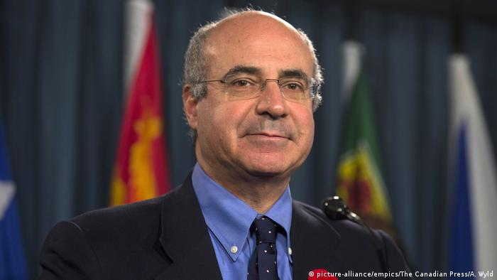 Bill Browder, British businessman (picture-alliance/empics/The Canadian Press/A. Wyld)